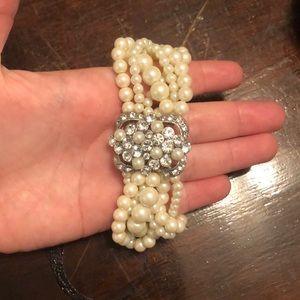 Brooks Brother's Pearl Bracelet